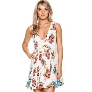 Free People Thought I Was Dreaming Mini Dress